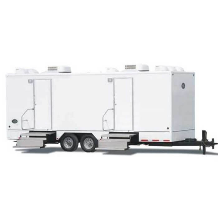 Portable Restroom Trailer Rental Louisville Kentucky