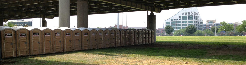 Louisville's Portable Restroom Company