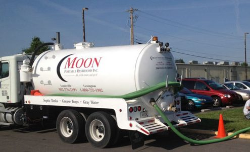 Grease Trap Cleaning, Clean Grease Traps, Louisville | Moon